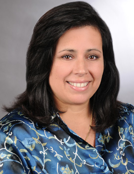 Ana Estanga, Paralegal at the Law Office