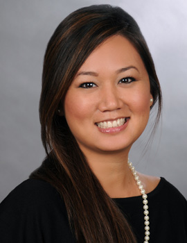Lauren Braceros, Administrative Assistant at the Law Office