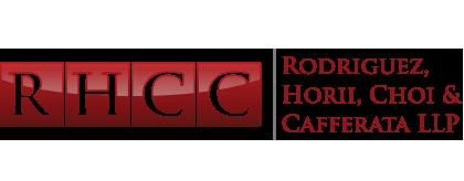 Rodriguez Horii Choi & Cafferata, LLP Logo