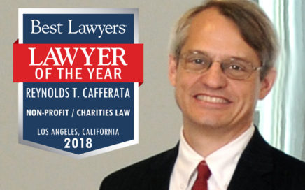 Reynolds Cafferata, Best Kawyers, Lawyer of the Year 2018, Non-Profit Charitable Law